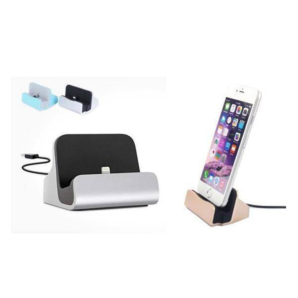 iPhone & Android Dock Station Lader voor mobiele telefoon