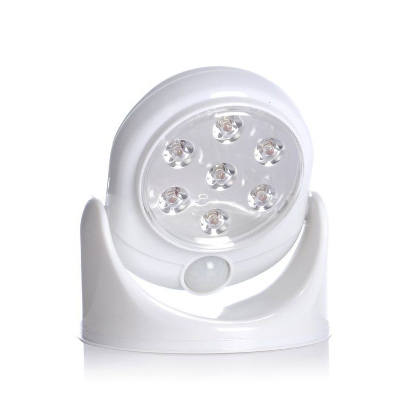 Light Angel –  LED lamp met Bewegingssensor