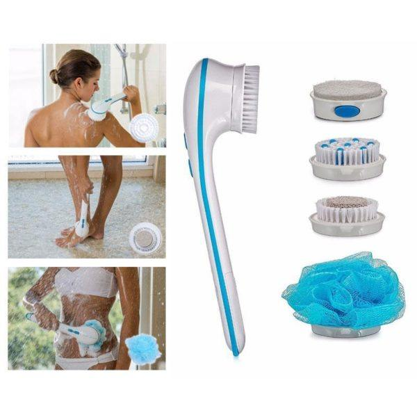 Spin Spa Brush kopen -Scrub en massage borstel